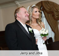 Jerry and Jitka - Wedding in Las Vegas
